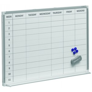 Term Planner White Boards